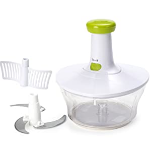 Brieftons Express Food Chopper - What you get