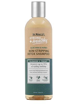 dr miracles non stripping detox shampoo