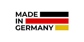 Gemaakt in Duitsland van herkomst.
