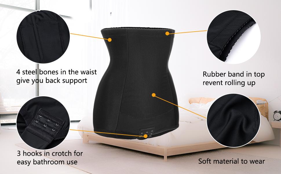 postpartum girdles corset
