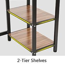 Extra shelf