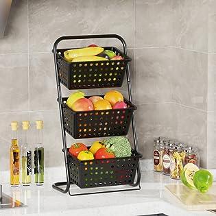 market basket stand