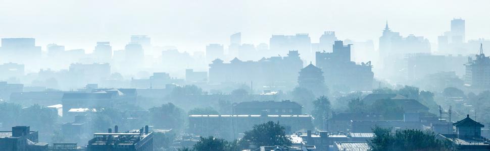 airtamer travel personal air purifier smog pollution air quality
