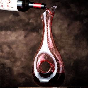 karaf vijand rode wijn