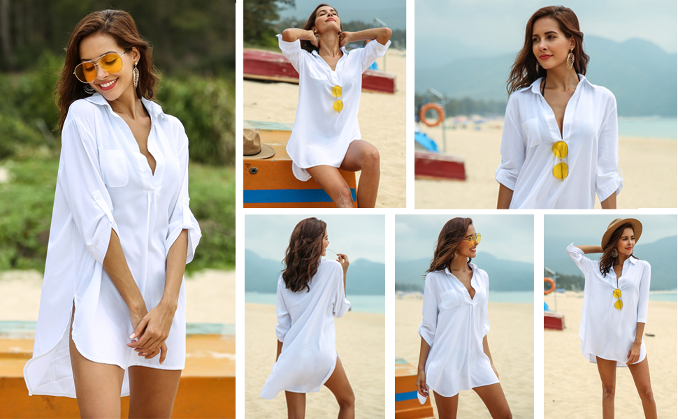 beach cover up beach outfits for women bathing suit cover