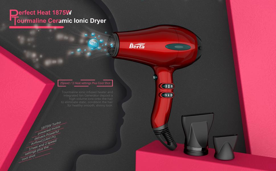 Tourmaline Hair Dryer