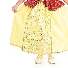 snow white princess dress costume disney