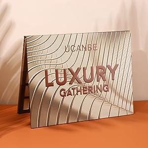 luxury gathering