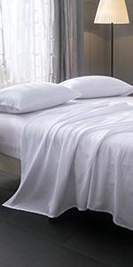 cotton waffle duvet cover set