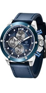 orologio uomo pelle