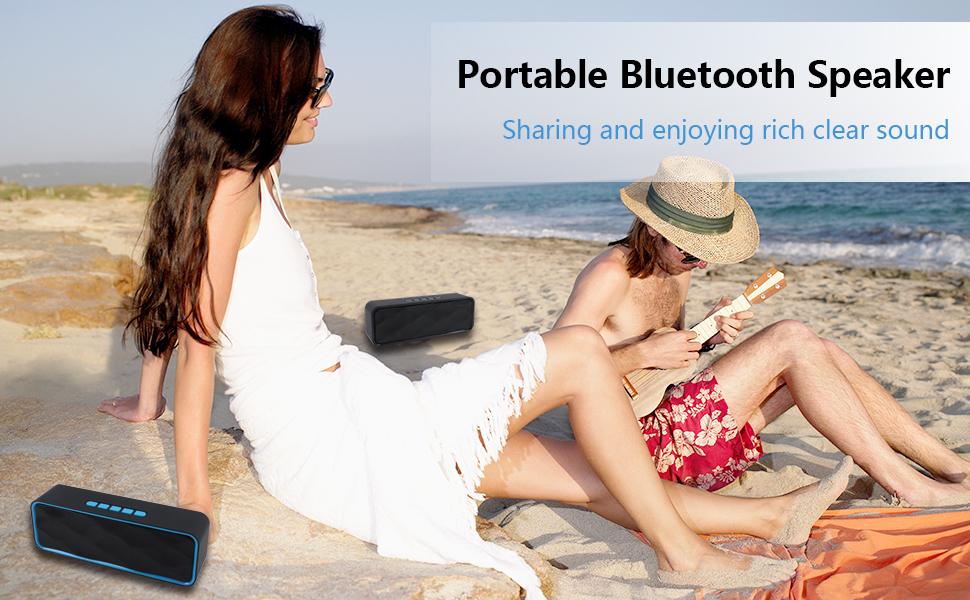Bluetooth Speaker 1