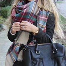 winter scarfs for women