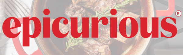 Epicurious cooking braising oven induction enameled stock pot cast iron dutch oven grill high heat