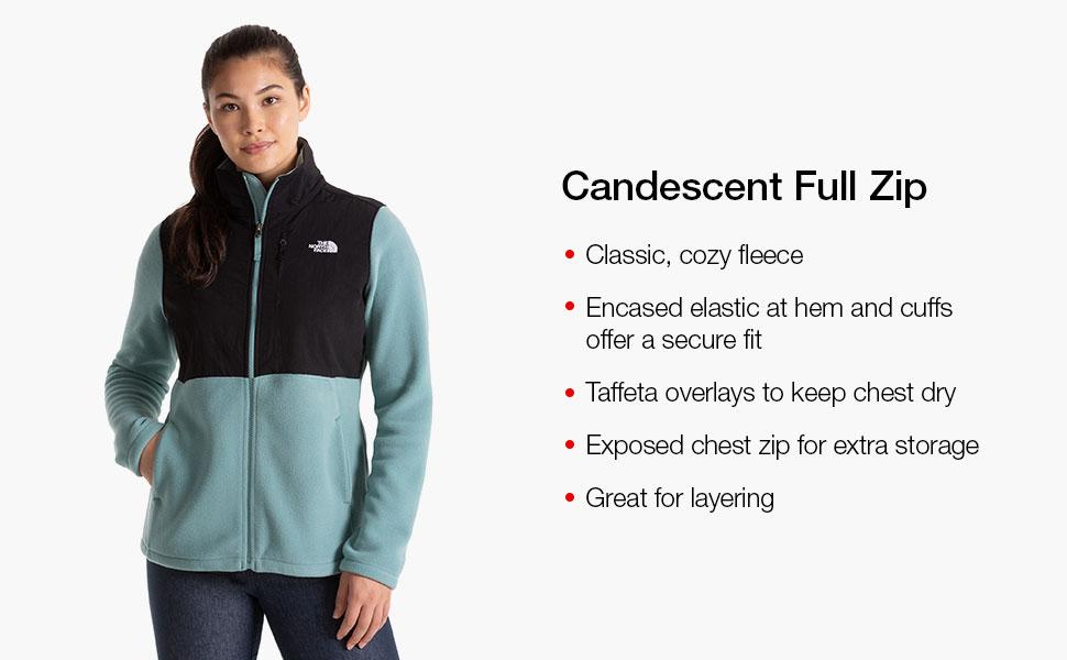 osito jacket women, womens osito jacket, soft fleece jacket, soft, comfortable, zip jacket
