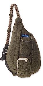 kavu mini rope fleece bag