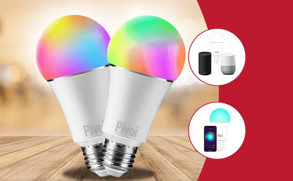 Pivoi Smart Bulb
