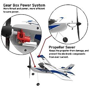 Propeller Saver Technology