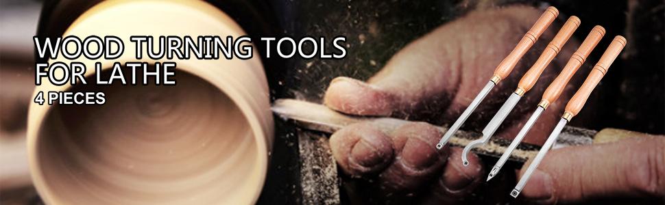 lathe tools wood