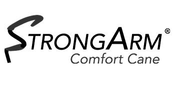 StrongArm Comfort Cane Logo
