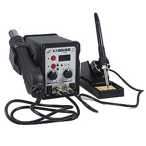 solder staion hot gun