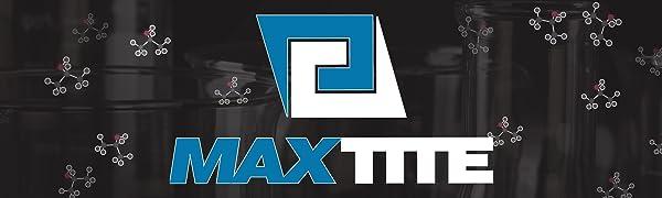 MaxTite Logo Banner