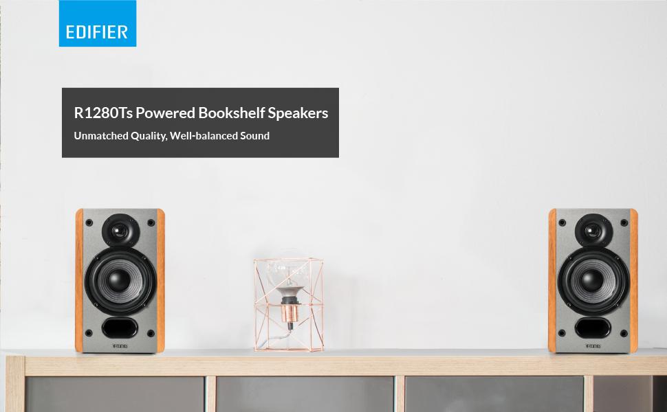 bookshelf computer speakers