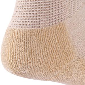 reinforced heel