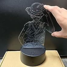 put acrylic into