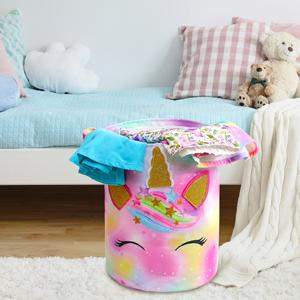 laundry basket organizer collapsible laundry basket foldable laundry hamper for baby kids room