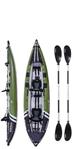 Steelhead 150 Fishing Kayak Canoe