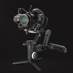 Reengineered for More Ambitious Camera Setup
