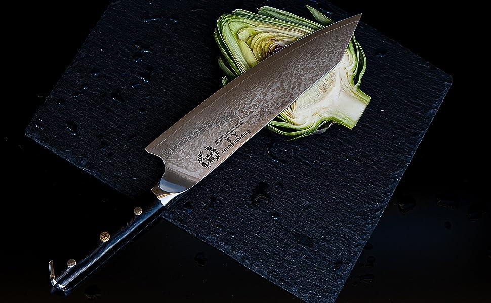 regalia kiritsuke knife amazon