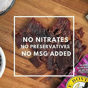 no nitrates