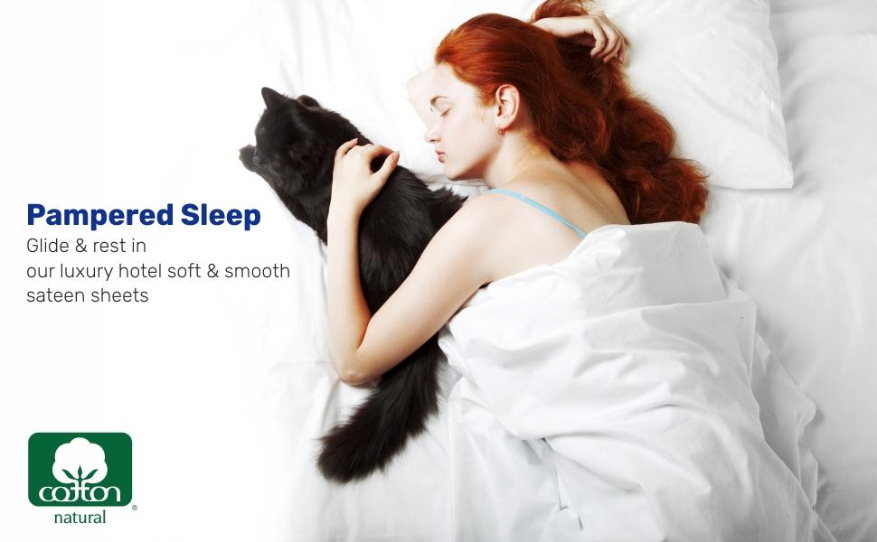 Sleep Pampered