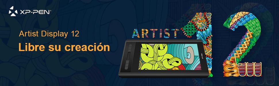XP-PEN Artist 12