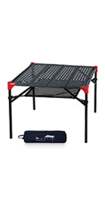 backpacking table