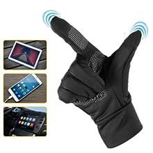 mens gloves touchscreen