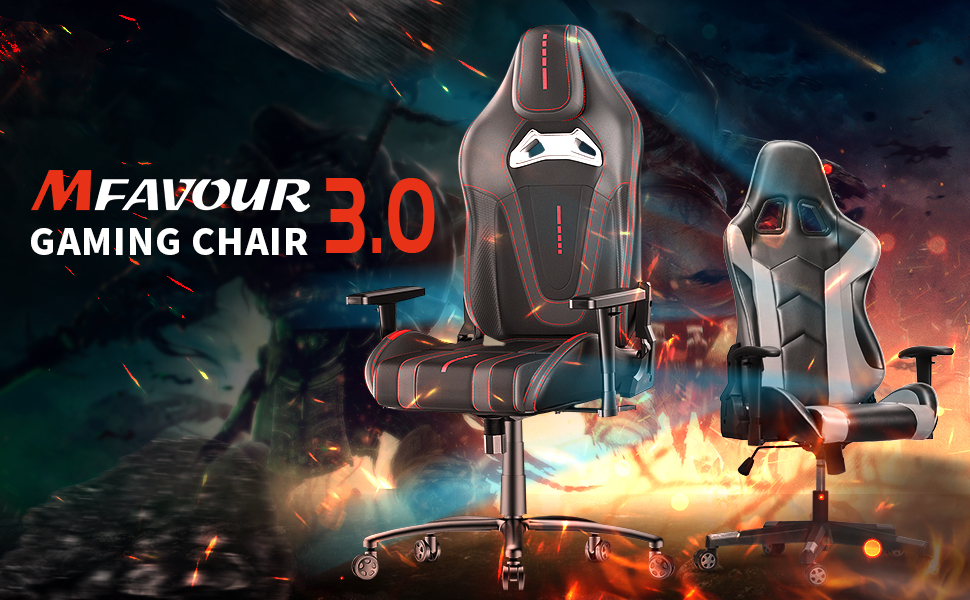 gaming chair upgrade