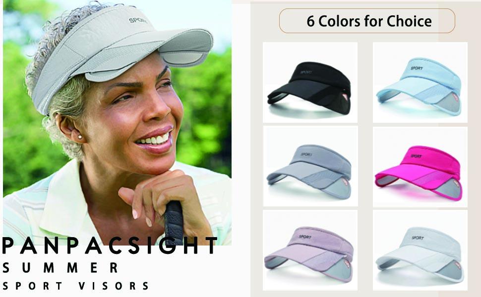 women visors hat