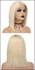 613 lace front wig