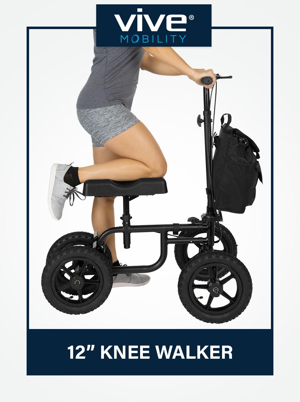 "12"" Knee walker"