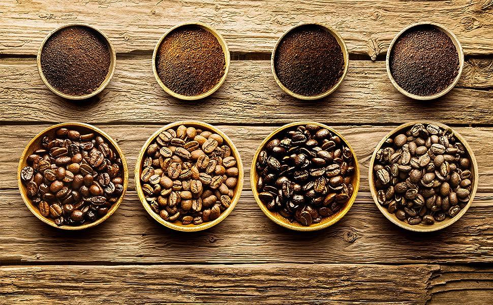 coffee grind beans