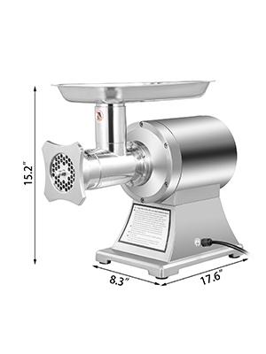 industrial meat grinder electric