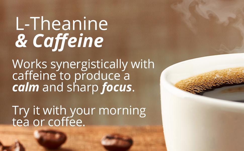 l-theanine caffeine