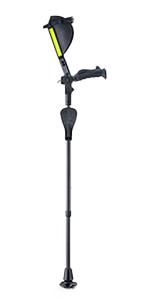 Carbon Fiber, Crutches