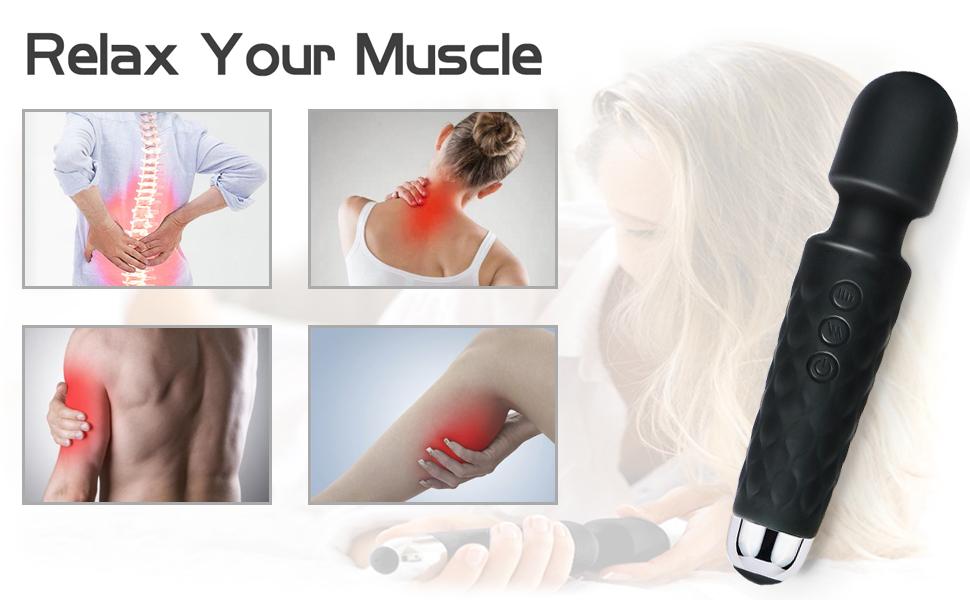 Personal Body Wand Massager