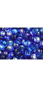 glass gems vase fillers flat marbles cabochons aquarium gravel mosaic stones centerpiece accents