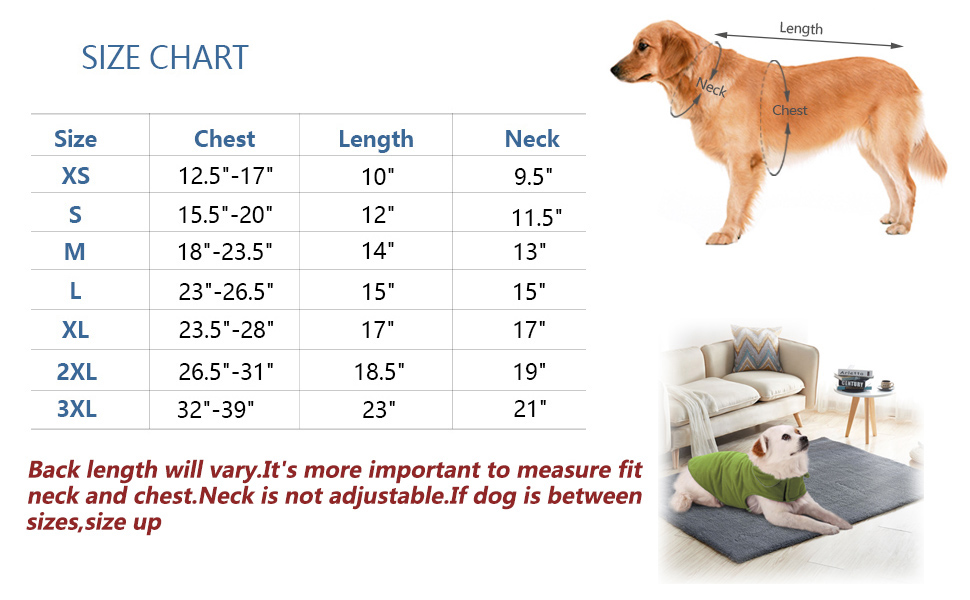 Dog Winter Coat Warm Reflective Reversible Soft Jacket for Small Medium Large Dogs