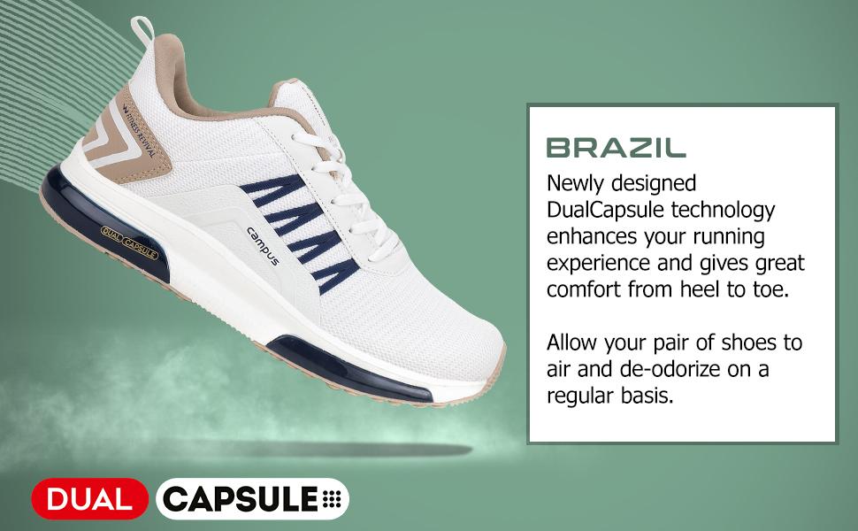 Brazil newly designed