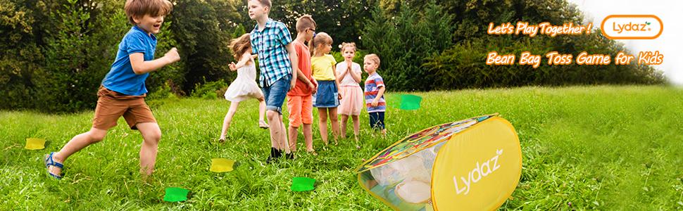 bean bag toss game for kid